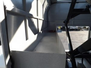 TAG Terrahawk Mobile Surveillance Tower Lift Supreme Lift 025 Storage