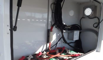 TAG Terrahawk Mobile Surveillance Tower Lift Supreme Lift 025 Mechanical Box