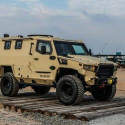 TAG Terrier lt 79Armored Truck