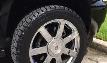 TAG Armored 2011 Cadillac Escalade ESV Platinum Tires Wheels Rims