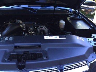 TAG Armored 2011 Cadillac Escalade ESV Platinum Engine