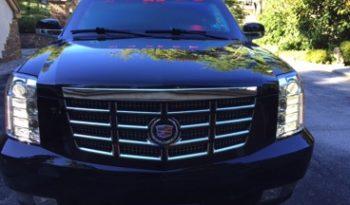 TAG Armored 2011 Cadillac Escalade ESV Platinum Front