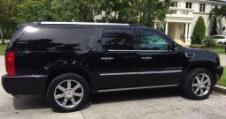 2011 Cadillac Escalade ESV Platinum
