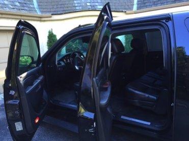 TAG Armored 2011 Cadillac Escalade ESV Platinum Side Doors