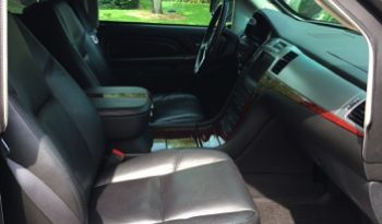 TAG Armored 2011 Cadillac Escalade ESV Platinum Front Seats