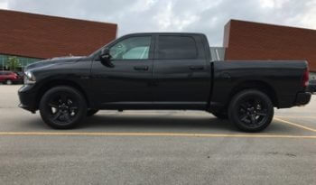 TAG 2017 Dodge Ram 1500 Side