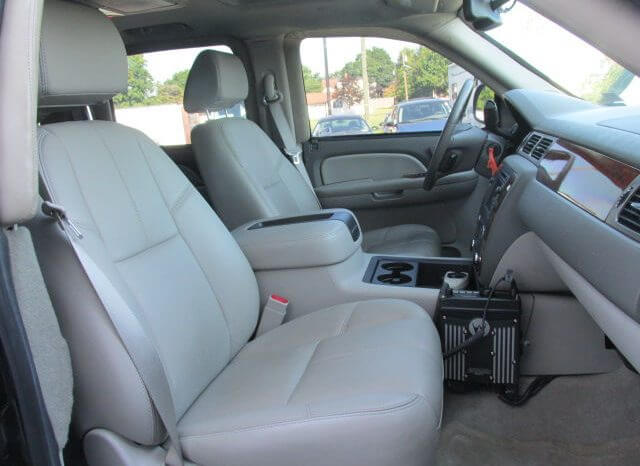 2007 Chevrolet Suburban 2500 LT TAG Front Seats