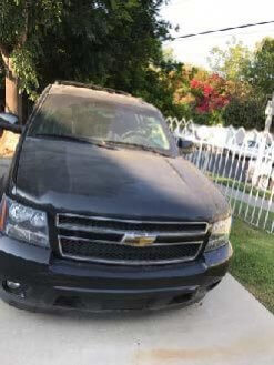 2016 Chevrolet Suburban 1500 TAG Front