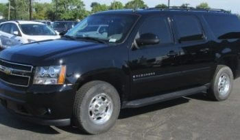 2007 Chevrolet Suburban 2500 LT TAG Side Corner