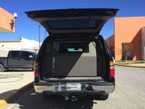 2005 Chevrolet Suburban 2500 LT TAG Back Cargo