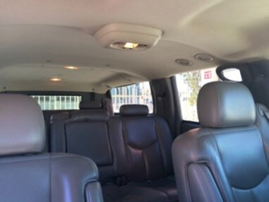 2005 Chevrolet Suburban 2500 LT TAG Back Seats