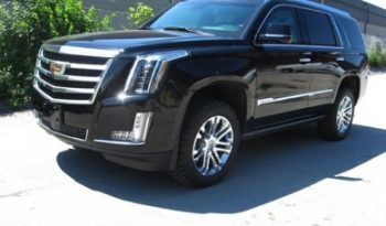 Used 2015 Cadillac Escalade TAG Front Corner