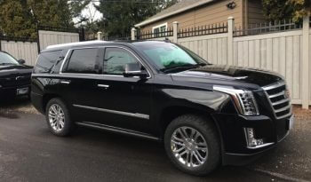 Used 2015 Cadillac Escalade TAG Side