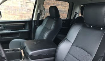 TAG 2017 Dodge Ram 1500 Front Seats