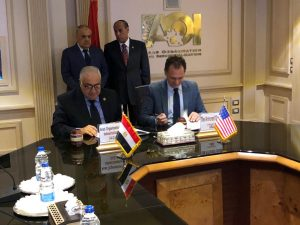 TAG The Arab Organization for Industrialization and The Armored Group Team Up to Strengthen Middle East/United States' Security Singing MOU