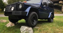 1984 Armored Mercedes-Benz G280 GE