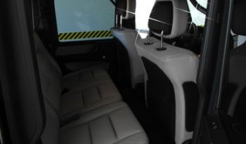 TAG 2012 Armored Mercedes-Benz G500 Back Seat