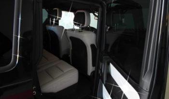 TAG 2012 Armored Mercedes-Benz G500 Back Door