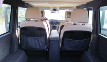 TAG 2010 Armored Mercedes-Benz G500 Back Cargo