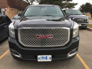 Preowned TAG 2017 Yukon New TAG-B6 Armor Front