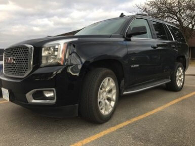 Preowned TAG 2017 Yukon New TAG-B6 Armor Side Front