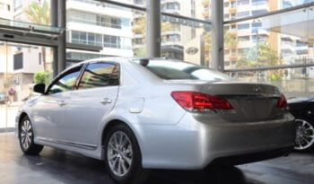 Armored Car 2012 Armored Toyota Avalon Side Rear