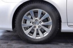 Armored Car 2012 Armored Toyota Avalon Tire Rims Wheels