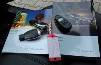 Armored Group 2009 Armored Mercedes-Benz S420 Keys