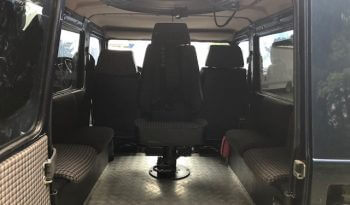 TAG 1984 Armored Mercedes-Benz G280 GE Back Cargo
