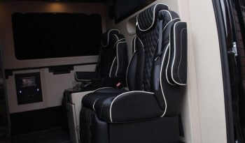 TAG Unarmored Mercedes Sprinter Luxury VIP Seats