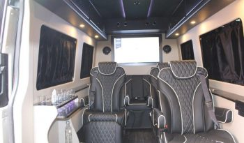 TAG Unarmored Mercedes Sprinter Luxury VIP Seats TV