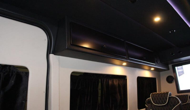 TAG Unarmored Mercedes Sprinter Luxury VIP Top