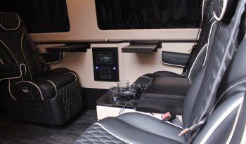 TAG Unarmored Mercedes Sprinter Luxury VIP Middle Seats