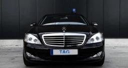 2009 Armored Mercedes-Benz S420