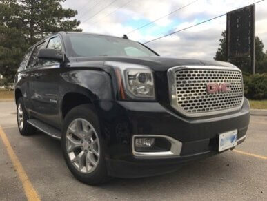 Preowned TAG 2017 Yukon New TAG-B6 Armor Front Side