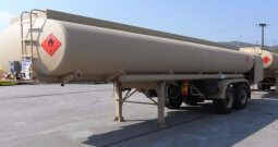 Unarmored Water/Fuel Tank Trailers