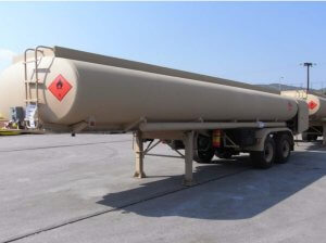 Armored Group Unarmored Water/Fuel Tank Trailers semi trailer