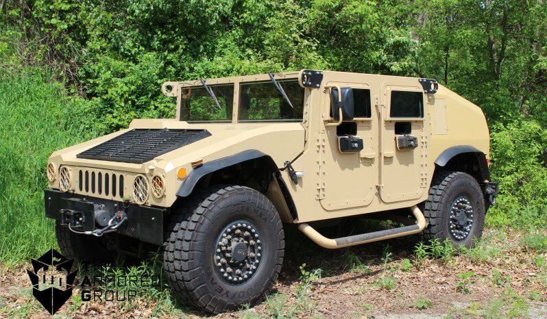 Armored Military Hummers & Tactical Vehicles | The Armored Group