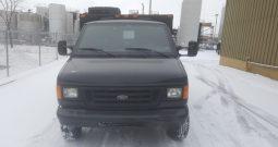2003 Ford Economy Cutaway Box Truck CIT