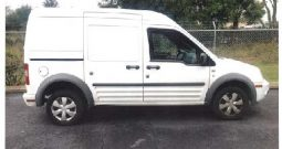 2012 Ford Transit Connect CIT Cargo Van