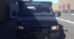 2004 Ford Economy Cutaway CIT Box Truck