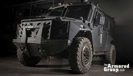 Armored Vehicles Bulletproof Cars  Trucks The Armored Group