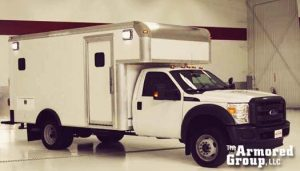 The Armored Group LLC Non Armored Truck